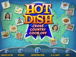 cook dish