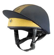 charles owen riding helmet