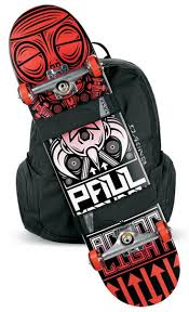 backpack skateboard