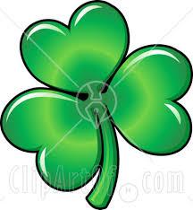 irish clover leaf
