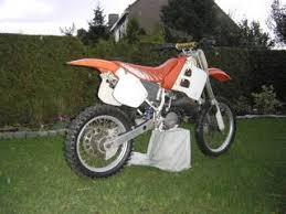 1991 honda cr125