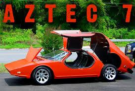 aztec kit car