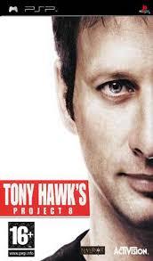 psp tony hawk