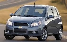 aveo hatchback 2009