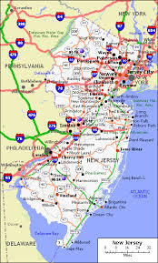 north jersey maps