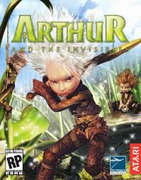 arthur and the invisibles game