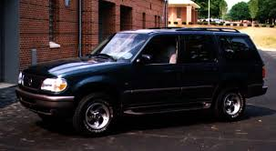1996 mercury mountaineer