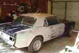 ford mustang project