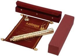 royal scrolls