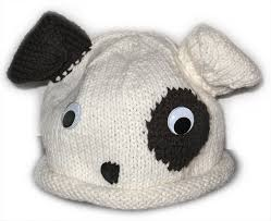animal knit hats