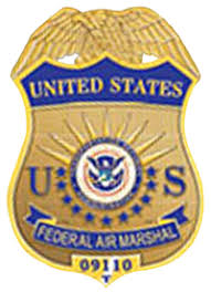 air marshal badge