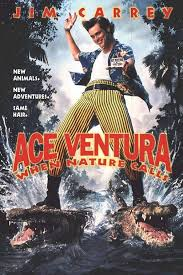 ace ventura when nature calls dvd
