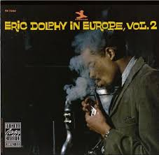 eric dolphy in europe