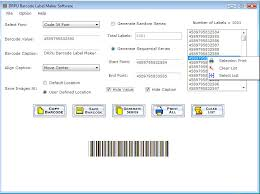 barcodes labels