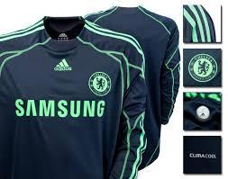 chelsea goalkeeper jersey