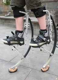 bounce stilts