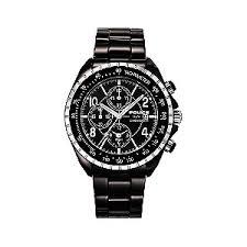 police chronograph watch