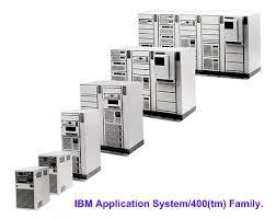 ibm as 400 server