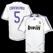 fabio cannavaro jersey