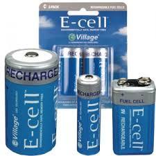 e cell battery