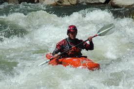 kayak rafting
