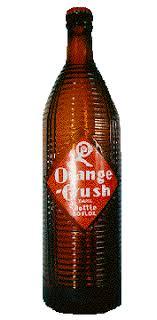 orange crush bottles