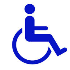 handicapped picture