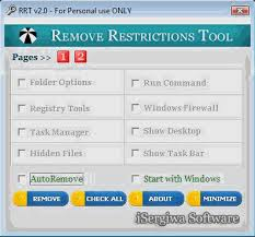 disabled tools