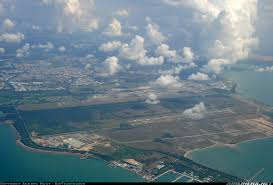 changi airport runway