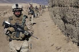 marine corps in afghanistan
