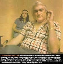 Charlie Rich - Charlie Rich I Love Country (P) 1988