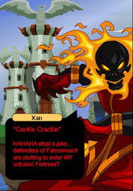 dragonfable xan