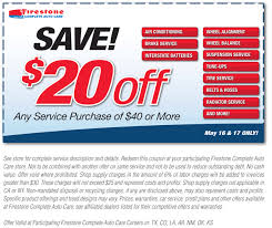 firestone coupons