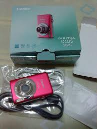 canon digital ixus 9515