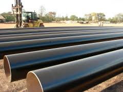 piling pipe