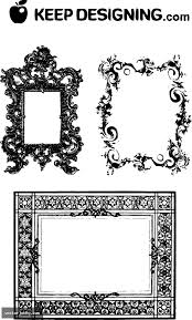 clipart frames and borders