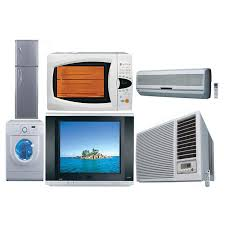 electronics home appliances