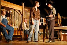 of mice and men bunk house