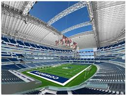 the new dallas cowboys stadium