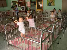 children in orphanages