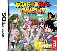 dragon ball z origins ds