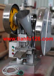 single punch press
