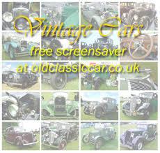 classic car screensavers
