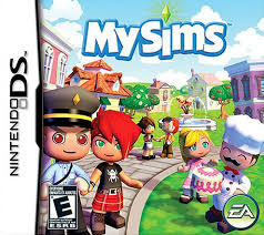 mysims ds game