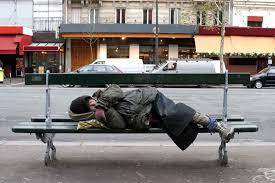 homeless people australia