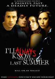 i know what you did last summer dvd