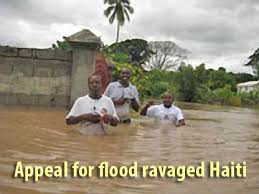 flood in haiti