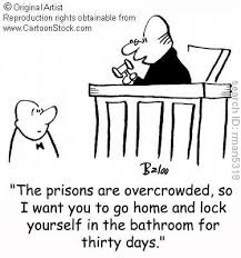 overcrowded prisons