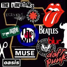 logos de bandas