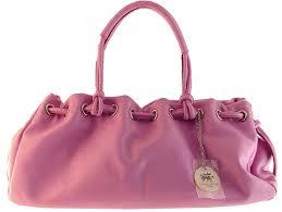 pink designer bag